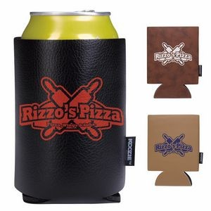 Koozie� Leather Like Can Kooler